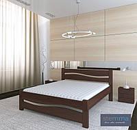 Полуторная кровать «Волна» 120 х 190 см.