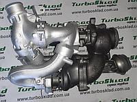 Турбіна Mercedes Sprinter 2.2 CDI Bi-Turbo 215CDI/315CDI/415CDI/515CDI, фото 1