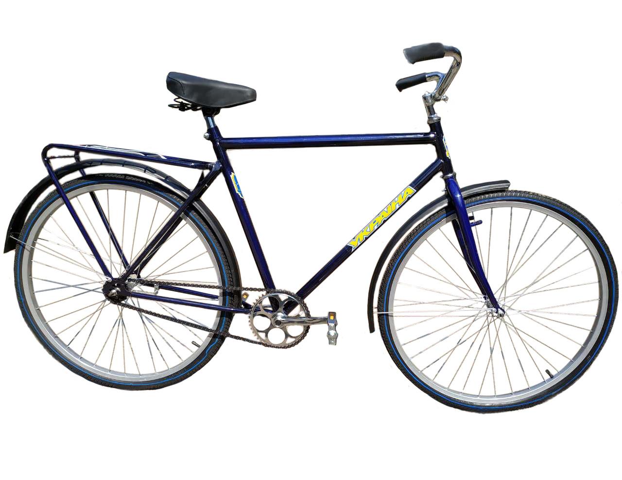 Велосипед Украина мужской тип ХВЗ