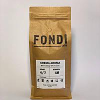Свежеобжаренный кофе в зёрнах  CREMA  AROMA
