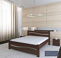 Полуторная кровать «Волна» 120 х 200 см.