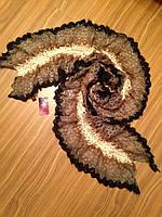 Шарф женский молодежный  резинка (цв 05)