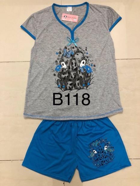 Пижама женская хлопковая размер батал 5XL-7XL (от 5 штук!)