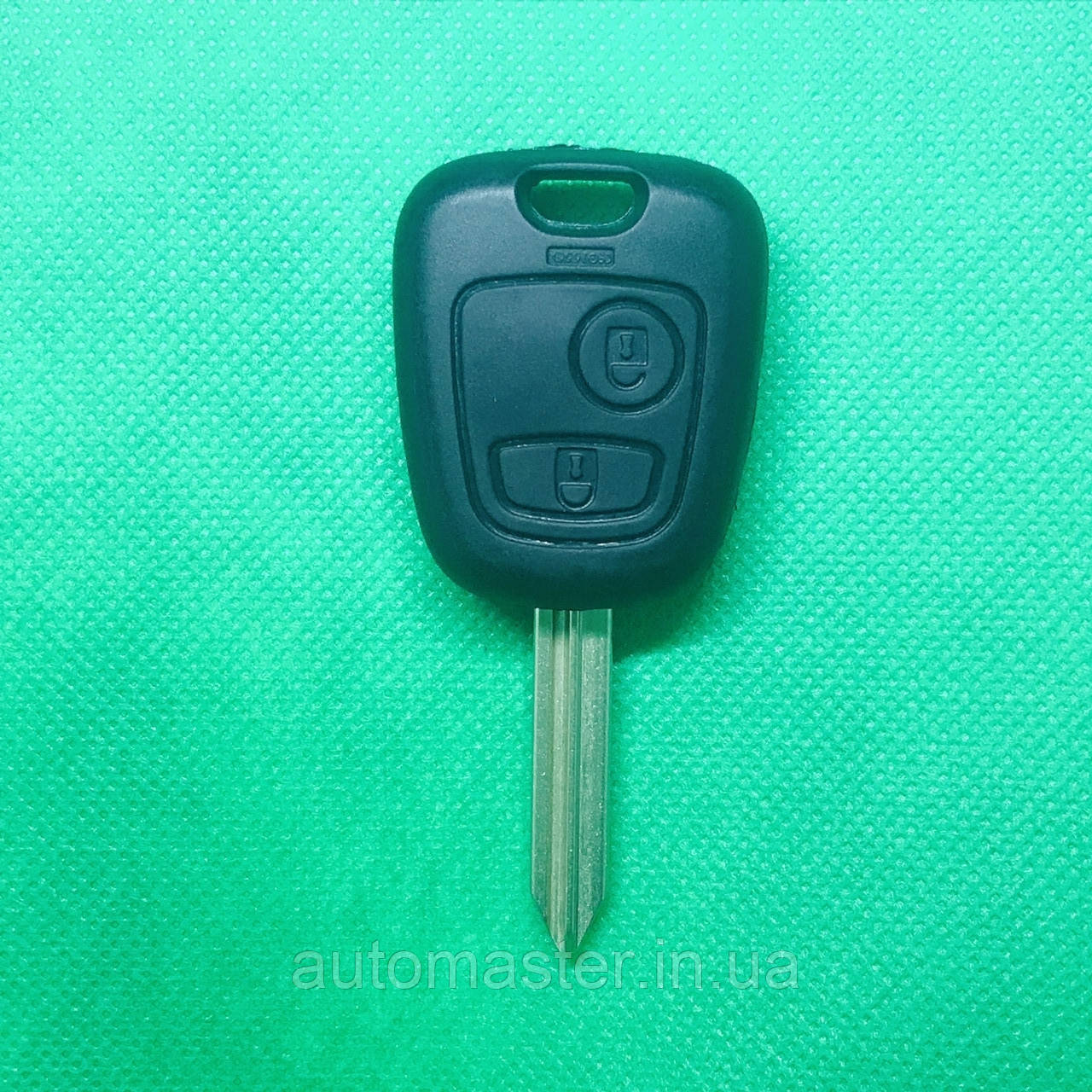 Корпус авто ключа для Peugeot Partner (Пежо Партнер) 2 - кнопки, лезвие SX 9