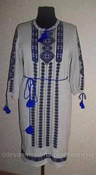 Женские вышитые платья и туники