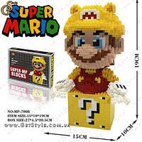 """Конструктор Марио - """"Super Mario"""" - 19 х 15 см, фото 1"""