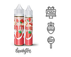 Жидкость Monster Flavor Bunister 0 мг 60 мл