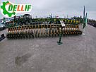 Борона мотика ротаційна Dellif Белла 3 м 15 робочих органів Інновація, фото 2