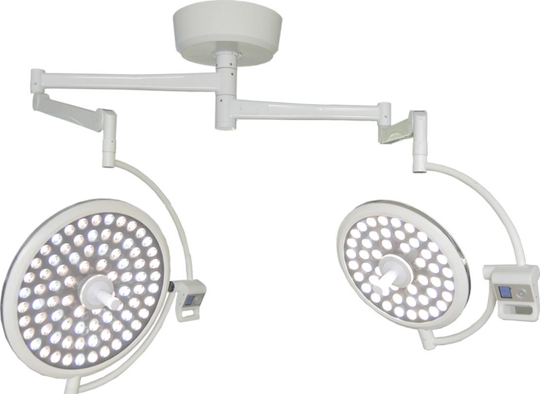 Светильник ART-II 700/700 потолочный бестеневой двухкупольный