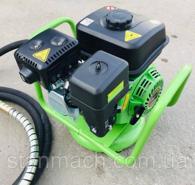 бензиновый вибратор для бетона купить