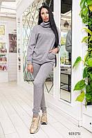 Стильный костюм теплый женский ангоровый 923 (75), фото 1