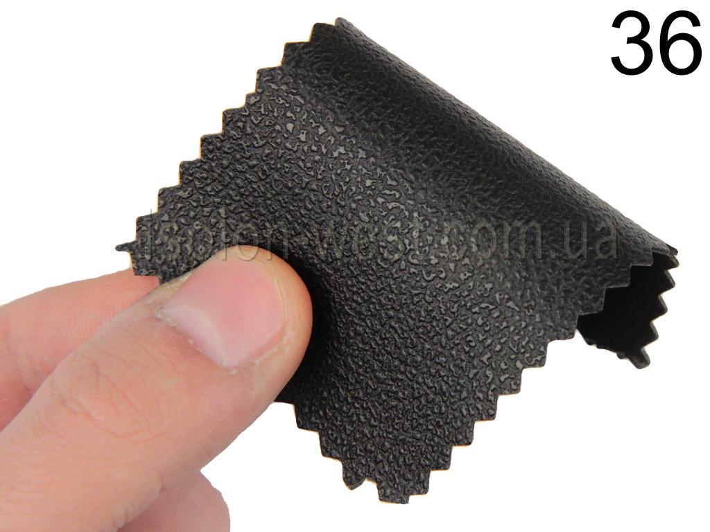 Термовинил HORN (черный 36) для обтяжки торпеды, ширина 1.40м