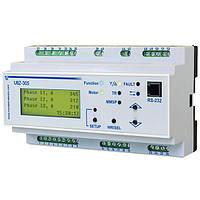 Универсальный блок защиты электродвигателей УБЗ-305  Новатек Электро