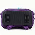 Рюкзак школьный каркасный Kite Education Cute puppy Фиолетовый K20-555S-3, фото 9