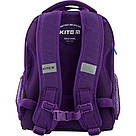 Рюкзак школьный каркасный Kite Education Cute puppy Фиолетовый K20-555S-3, фото 3