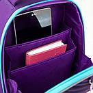 Рюкзак школьный каркасный Kite Education Cute puppy Фиолетовый K20-555S-3, фото 7