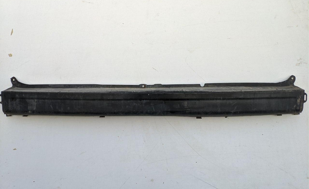 Бампер задний (под парктроник) Renault Master, Opel Movano 2010-, 850220011R (Б/У)