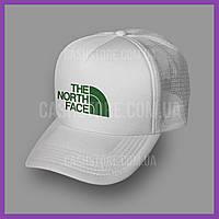 Кепка Тракер The North Face 'Horizon Logo' | Белая