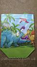 Эко-сумка с ручками ''Динозавры'', 23*30,5 см, фото 4