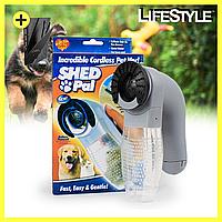 Машинка для стрижки животных SHED PAL + подарок! Нож визитка