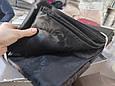 Евро-комплект постельного белья IRINA  жаккардовый сатин Чёрный. Турция, фото 4