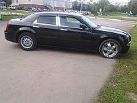"Ветровики Chrysler 300C Sd 2004-2011 деф.окон ""CT"""