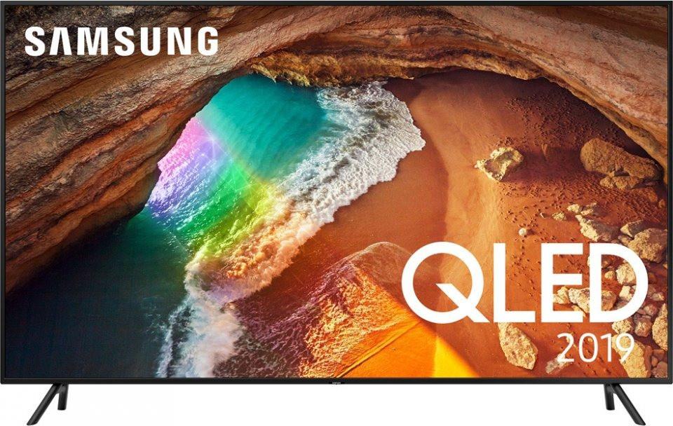 QLED Ultra HD телевизор Samsung 49 дюймов QE49Q60R 4K Smart TV Самсунг