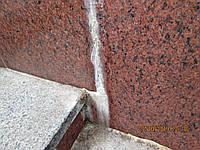 Очистка высолов  фасада СИОНОЛ ОФ, фото 1
