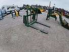 Паллетные вила на погрузчик Dellif для трактора МТЗ,ЮМЗ,Т 40, фото 2