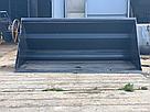 Ковш 1.6 м на погрузчики Dellif для трактора МТЗ,ЮМЗ,Т 40, фото 2