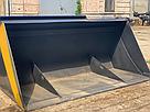 Ковш 1.6 м на погрузчики Dellif для трактора МТЗ,ЮМЗ,Т 40, фото 3