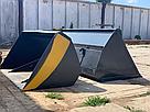 Ковш 1.6 м на погрузчики Dellif для трактора МТЗ,ЮМЗ,Т 40, фото 4