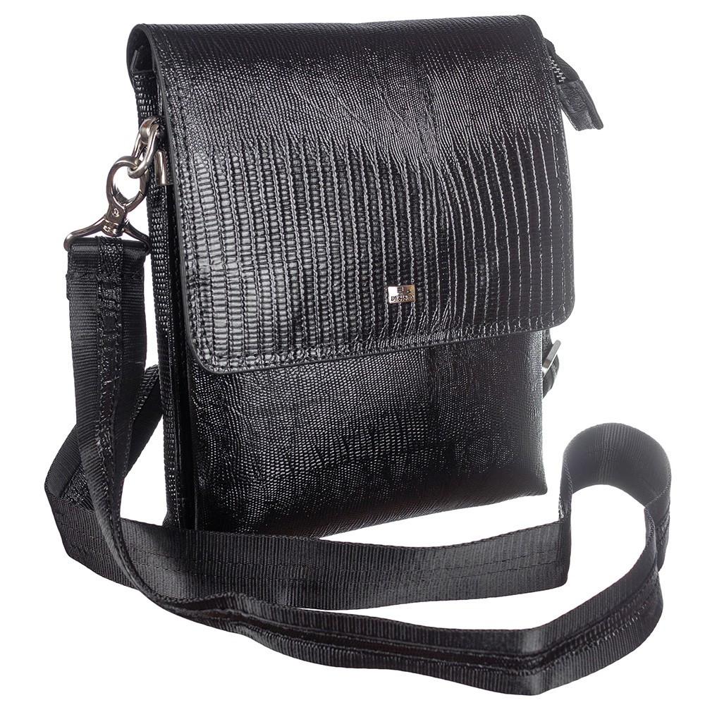 Кожаная мужская сумка через плечо Desisan