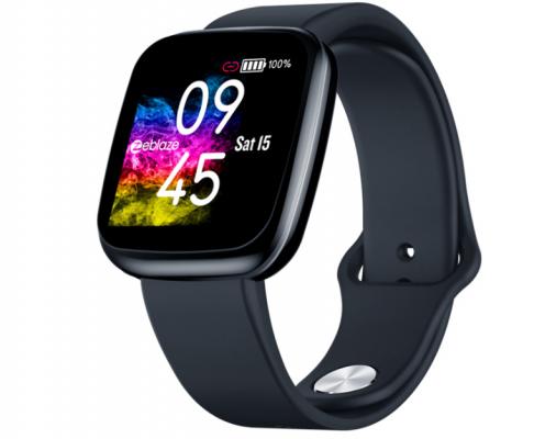 Смарт часы Ze-blaze Crystal 3 умные часы с функцией тонометра