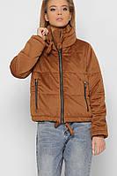 Стильная женская весенняя куртка оверсайз