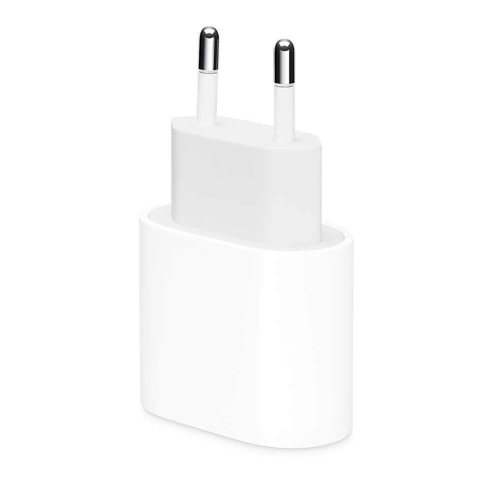 Блок питания Apple USB-C 18W (MU7V2ZM/A)