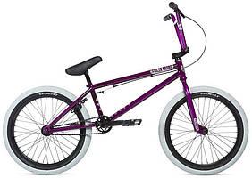 "Велосипед BMX 20"" Stolen HEIST (2020) deep purple"