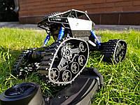 Гусеничный джип машина машинка на пульту пульте радиоуправлении