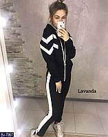 Спортивный костюм с лампасами размер 42-46 арт.0204
