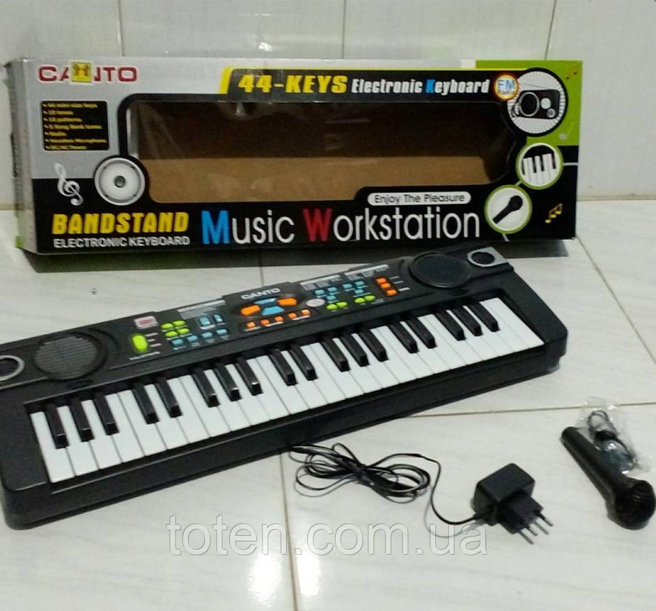 Дитячий піаніно, синтезатор HL-3779FM (17)