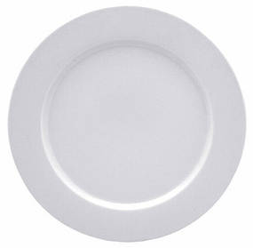 Тарелка мелкая - 24 см (Porland) Soley Alumilite