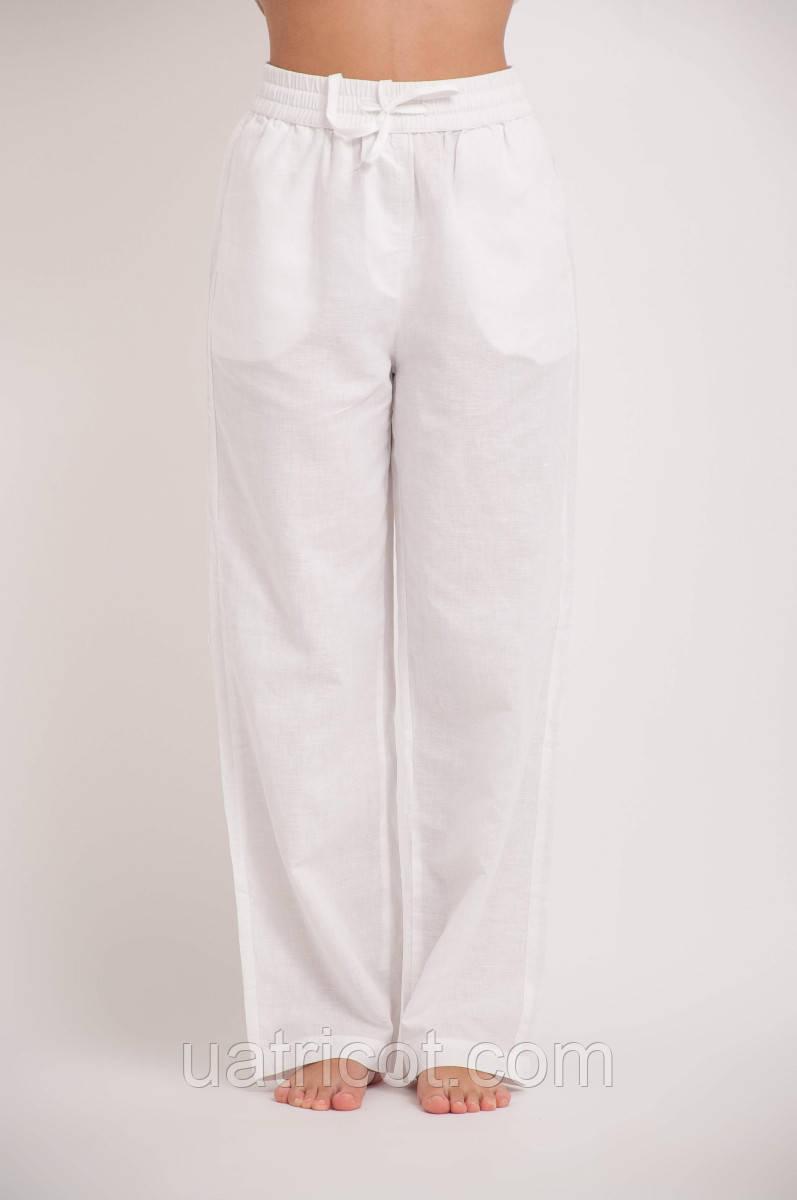 Брюки женские KIFA БЖ-238 белые