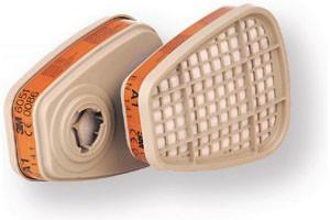 Фільтр протигазовий  ЗМ 6051 A1   Фильтр противогазовый ЗМ 6051 A1