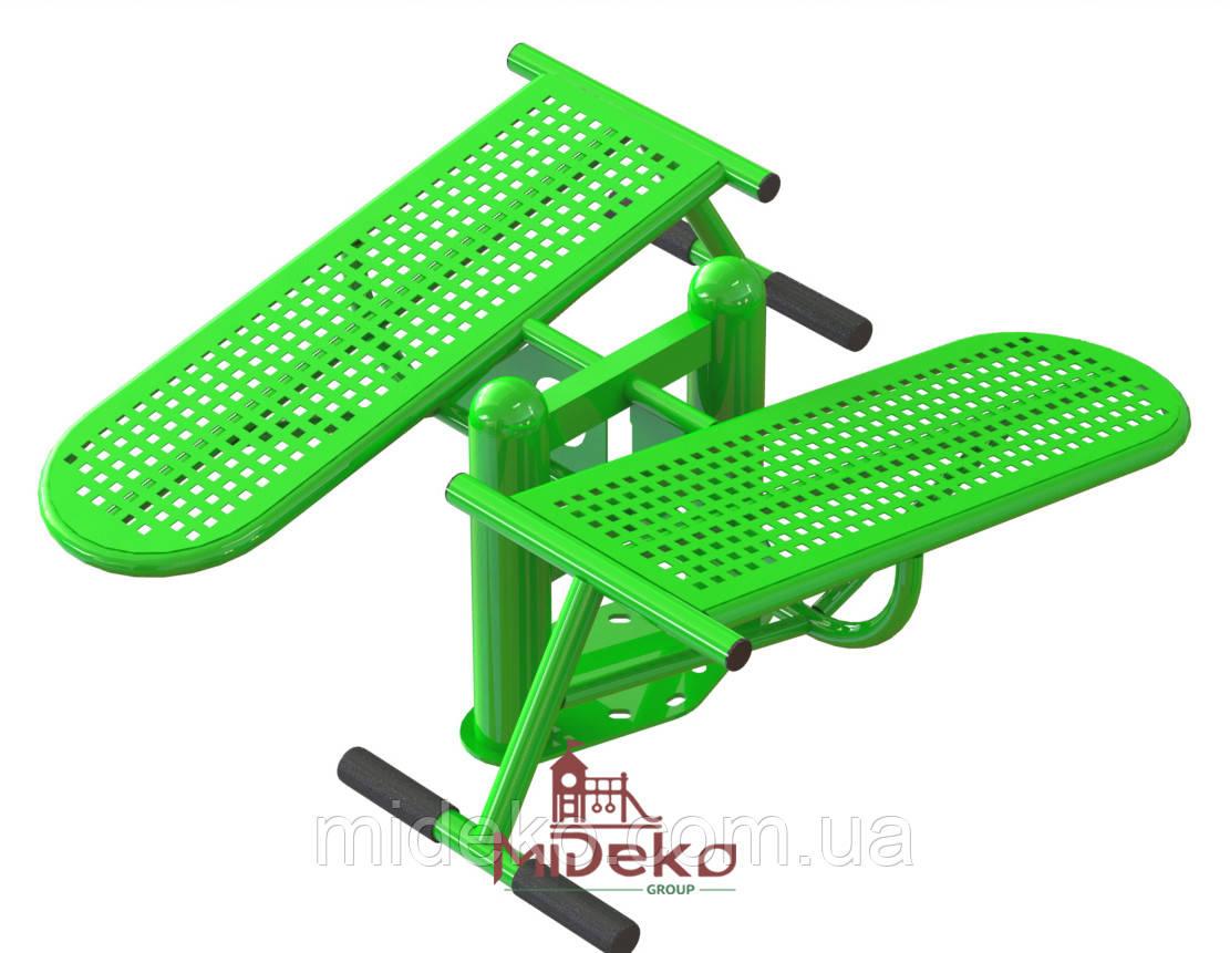 Тренажер для м'язів черевного преса MIDEKO