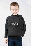 Бронежилет поліцейського,  3-9 р. АКЦІЯ -25% до 03.04.20, фото 1