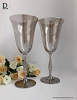Набор бокалов для вина Bohemia Fregata 350 ml (цвет: ХРОМ ПРОЗРАЧНЫЙ)