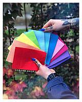 Салфетки для маникюрного стола цветные 125шт, фото 1