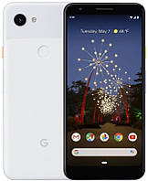 Смартфон Google Pixel 3a 4/64GB Clearly White 9 мес.