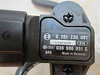Датчик давления в впускном газопроводе  036906051G   VW Audi, фото 1