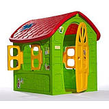 Дитячий ігровий будиночок Dorex для дівчинки (рожевий), фото 3